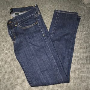 JCrew Toothpick denims